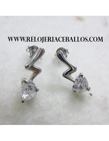 collar de plata y azabache ref aj77a