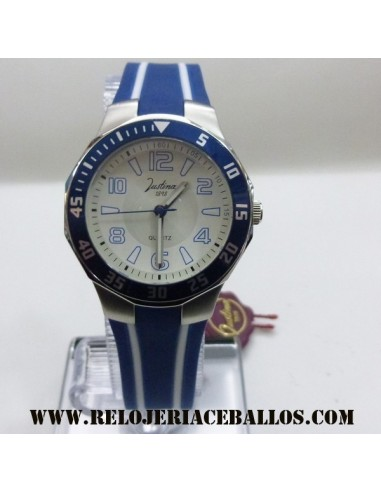 Comprar reloj justina ref 11910ab - Relojes justina precios ...