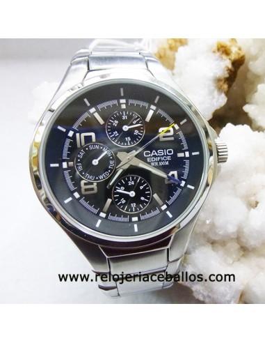 8a94a8c9adcc Casio comprar reloj analógico multifunción