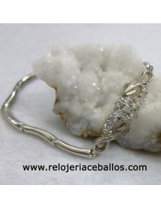 charms de plata y circonitas ref BOLSO