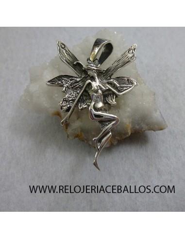 Hada colgante de plata ref 202-0012