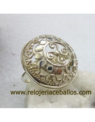 gargantilla de quiastolita y plata ref QC3