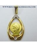 pulsera con estela celta y cordon en plata ref E2026