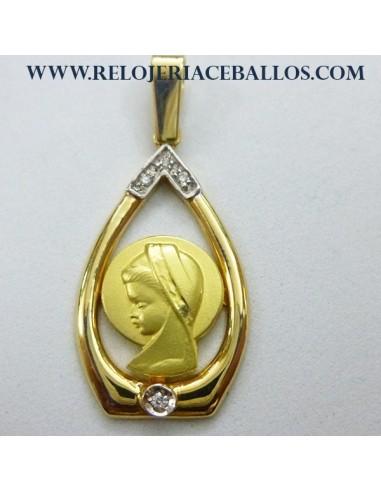 Medalla Comunión 1U33