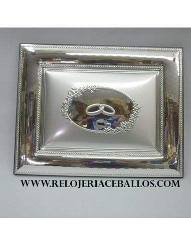 PLACA ANIVERSARIO  BODAS REF 39902/13A