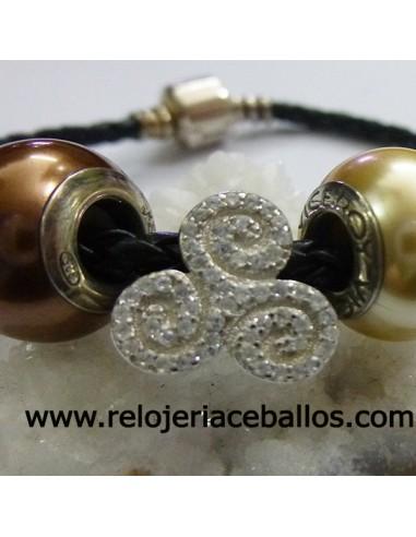Abalorio triskel 166-0015