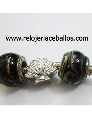 Concha de Santiago abalorio 161-0024