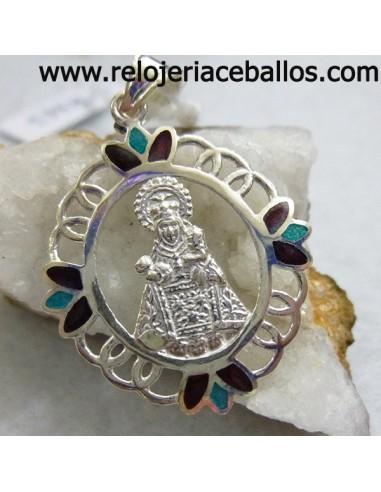 medalla Virgen del Carmen ref CA-14