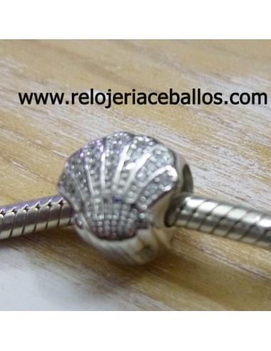 ABALORIO CONCHA DEL CAMINO DE sANTIAGO REF161-0026