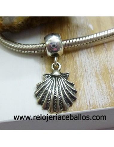 Charm vieira de plata ref161-16