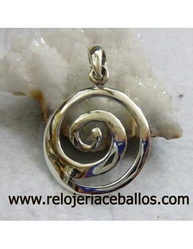 Espiral celta colgante ref 103-0001
