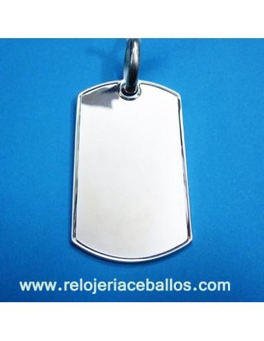 Chapa de Identidad ref C636