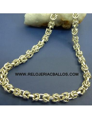 octopétala de plata ref FL39