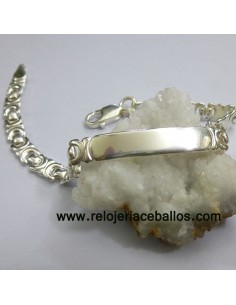 ESCLAVA DE PLATA REF 923409