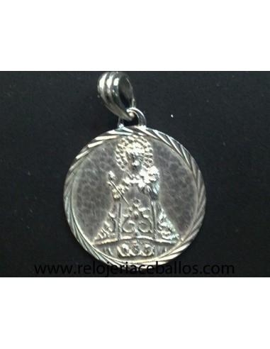Medalla Virgen de Covadonga ref MCOV5