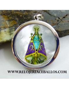 Medalla de Covadonga plata...