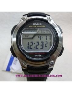 reloj Casio ref W-212H-1AVES