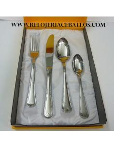 JUEGO DE CUBIERTOS LU6133