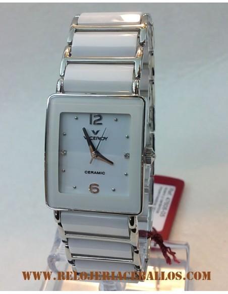 Reloj Viceroy señora  cerámica ref 47608-05