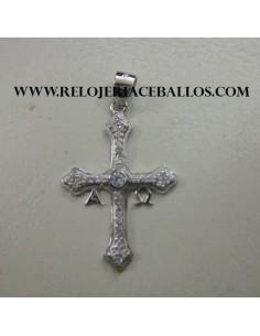 Cruz de la Victoria en plata 102-0122
