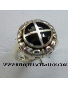 AZABACHE anillo AN-322