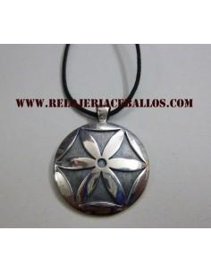 Hexapétala en plata de ley ref X02903