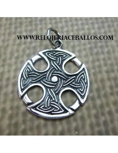 cruz celta de plata 102-0120