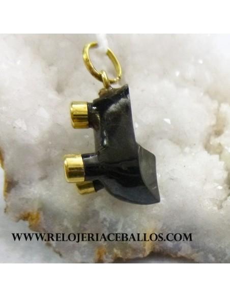 madreña de azabache y oro azr1