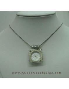 Reloj plata artesano ref. AG9
