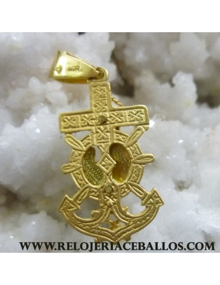 Cruz Marinera de oro c-1476
