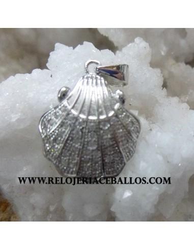 concha de Santiago plata  101-0066