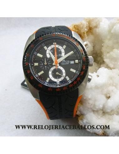 Lotus reloj de caballero ref 15423/2