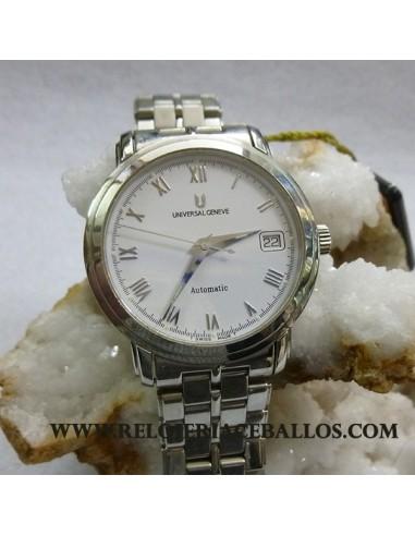 Automático reloj Universal Geneve ref 3743
