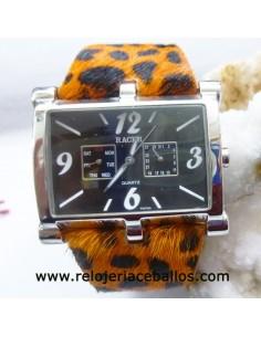 Reloj Racer leopardo ref P25790