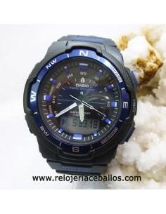 reloj casio ref SGW-500H-2BVER