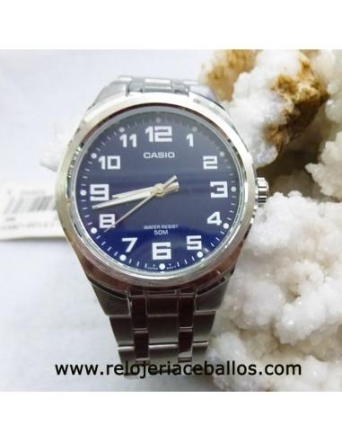 Reloj analógico de casio ref  1330