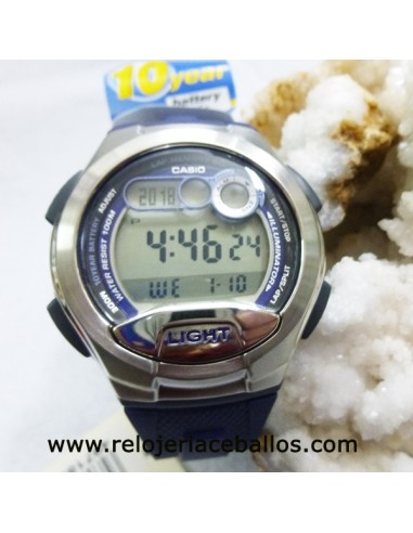 Casio reloj digital ref 2925