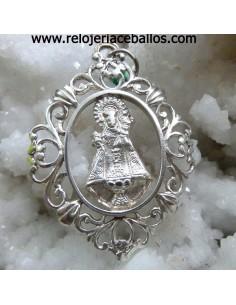 medalla Virgen de Covadonga ref M-227