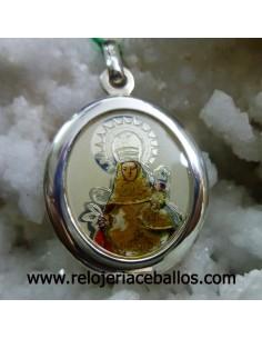 Medalla Virgen de Covadonga ref IC56