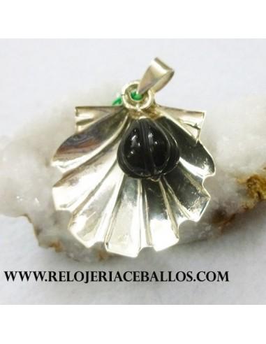 Concha del Peregrino en plata ref 101-0011