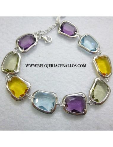 pulsera de plata para Madrinas E10997