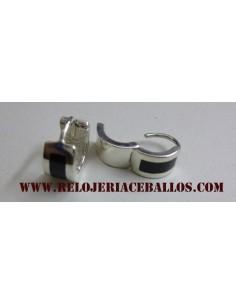Pendientes de azabache ref T04214