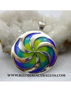 Estela flamígera de plata   L02926A