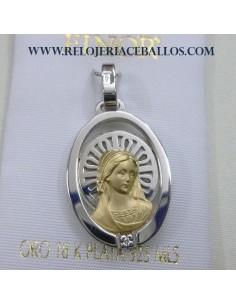 Medalla Virgen Niña Finor  F301-2