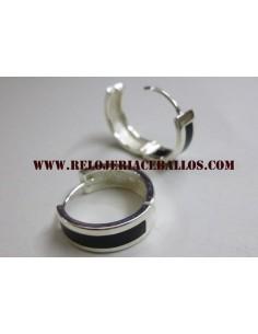 Pendientes de azabache ref T04213