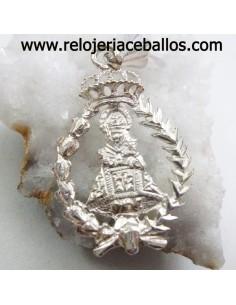 Medalla Virgen de Covadonga MVL55