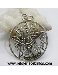 Colgante Tetragramatón ref 203-0015