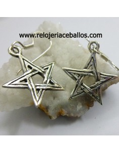 Pendientes Estrella ref 320-0799