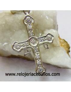 Cruz de la Victoria plata 6031