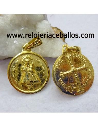 Medalla de Covadonga Chapada 6154